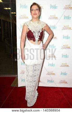 LOS ANGELES - JUL 27:  Tori Spelling at the