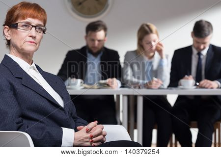 Focus And Confidence Are Essential During Job Interview