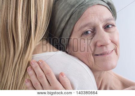 Her Closeness Helps Me Fight Cancer
