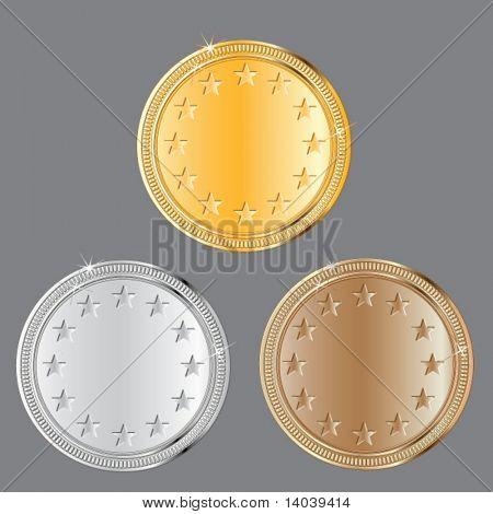 medal set #2