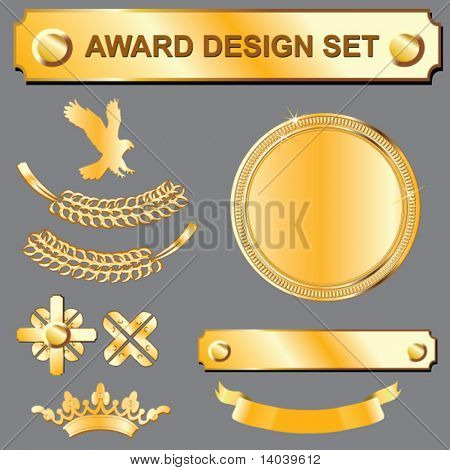 award design set