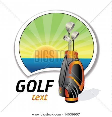 golf sign #5