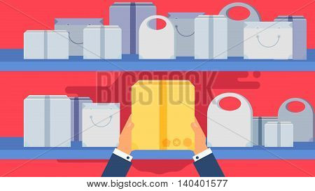 Shop Concept Banner
