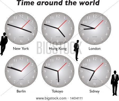 Time Around The World Business