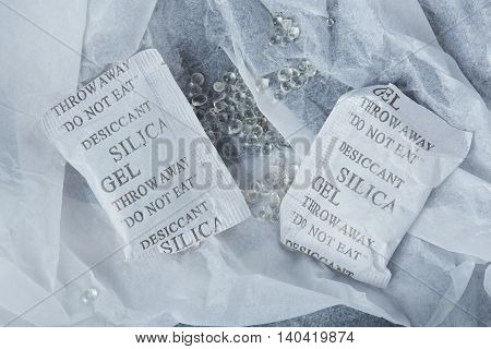 Silica Gel In Package