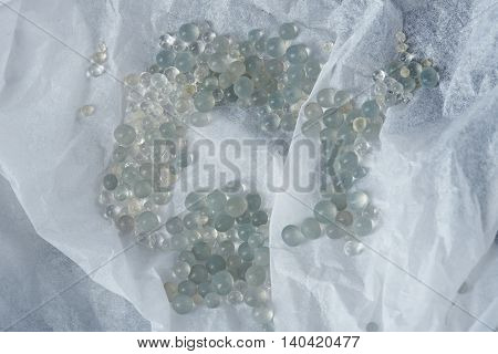 Different Silica Gel Balls