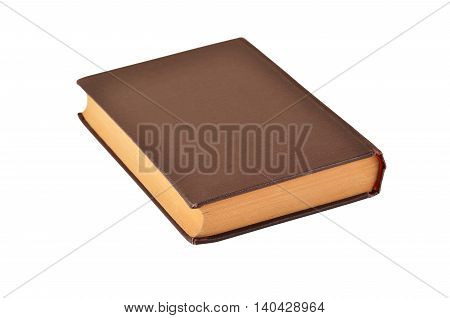 Brown Antique Book