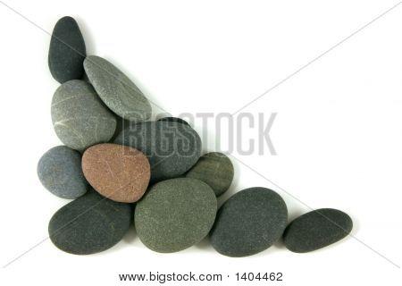 Ecke Pebbles