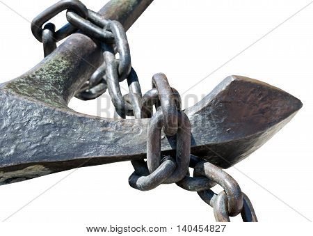the Anchor and anchor chain 19 centuries