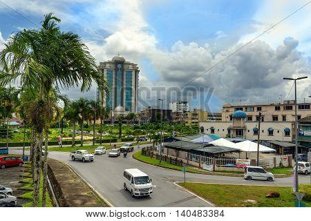 Islamic Complex In Kuching