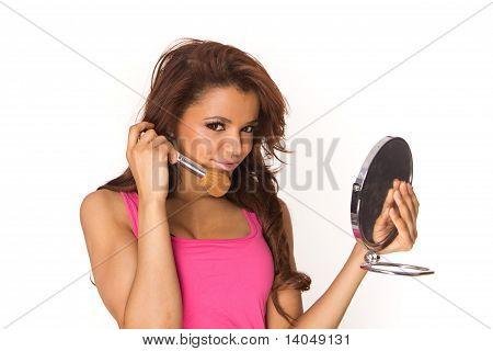 Vorbereitung Make up
