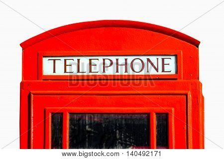 London Telephone Box Hdr
