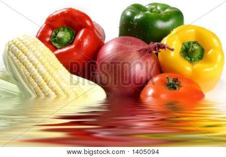 Varitety Of Vegetables