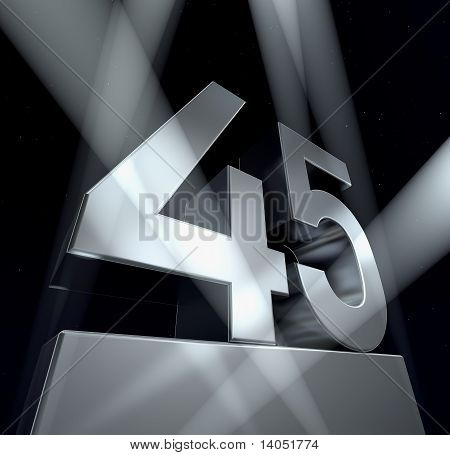Congratulation 45