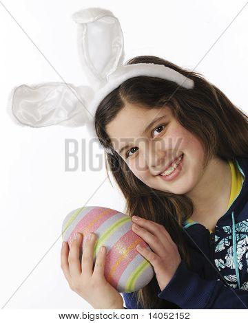 Preteen Easter Bunny