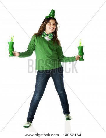 Young St. Patrick's Server