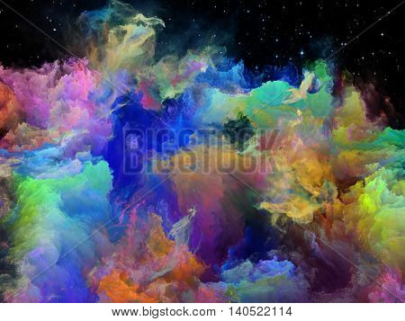 Metaphorical Space Nebula