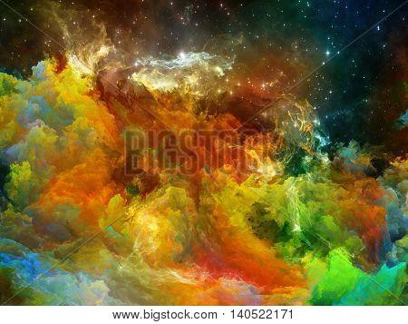 Elements Of Space Nebula