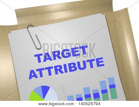 Target Attribute Concept