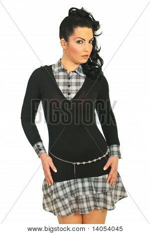 Charming Fashion Model