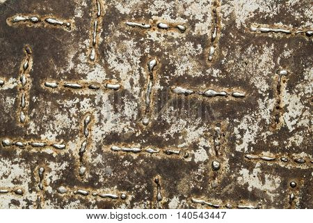 Metal texture, beautiful metal texture, steel, metal background, pattern, engraving, welding