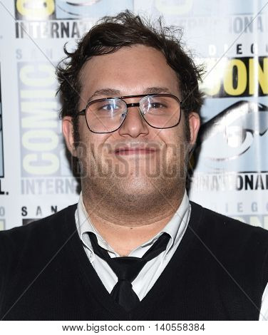 LOS ANGELES - JUL 22:  Ari Stidham arrives to the Comic Con 2016 - CBS PhotoCall on July 22, 2016 in San Diego, CA