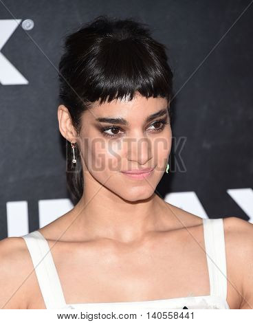 LOS ANGELES - JUL 20:  Sofia Boutella arrives to the