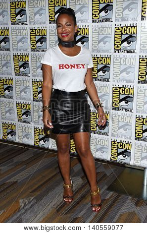 LOS ANGELES - JUL 22:  Christina Milian arrives to the Comic Con 2016 -