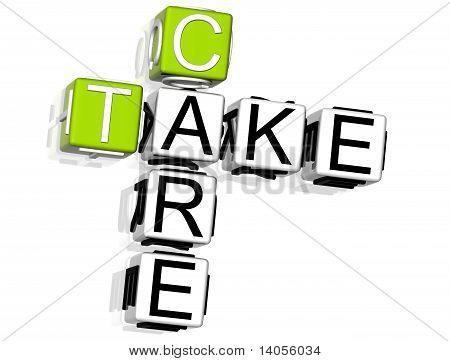 Take Care Crossword