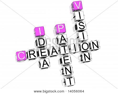 Creation Crossword