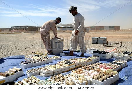 Afghan trades