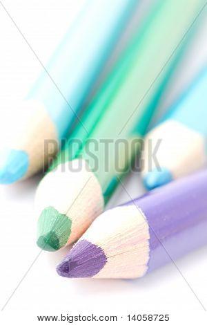 Four Crayons
