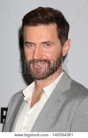 LOS ANGELES - JUL 30:  Richard Armitage at the EPIX Television Critics Association Tour Photo Line at the Beverly Hilton Hotel on July 30, 2016 in Beverly Hills, CA