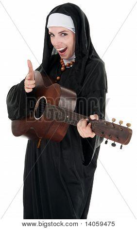 Rockstar Nun