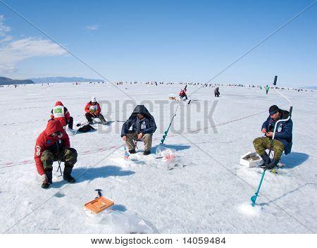 The 5Th Baikal Fishing