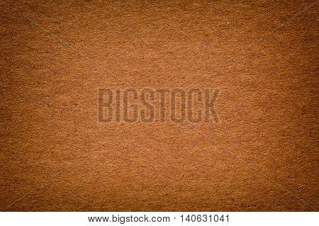 Cardboard Texture Background Grunge Frame Paper, Abstract Vignette