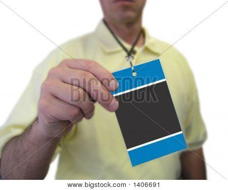 Einlass-Pass
