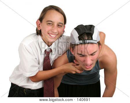 Revenge On Bully 2