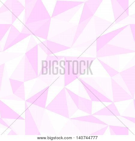 Beautiful modern geometric brilliant violet pattern vector illustration