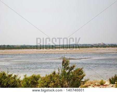 Salt Mine Ses Salinas, Majorca
