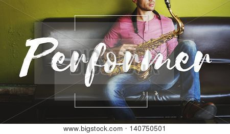 Performer Performance Accomplishment Skill Concept