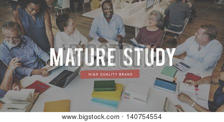 Mature Study Elderly Study Knowledge Concept