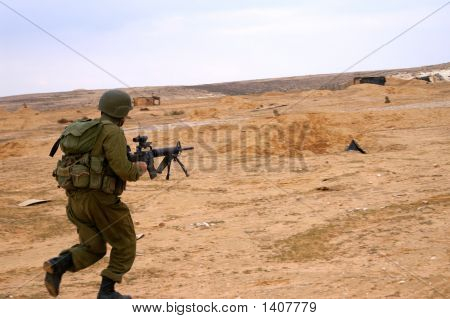 Soldiers Attack