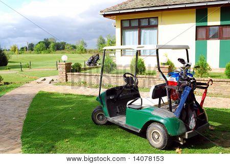 golf cart car