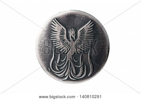 Phoenix a symbol of rebirth, gives health prosperity beauty.