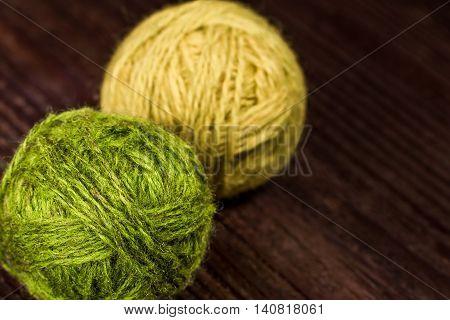 Balls Of Wool Asssortment