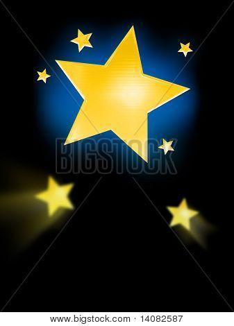 Big Star Background
