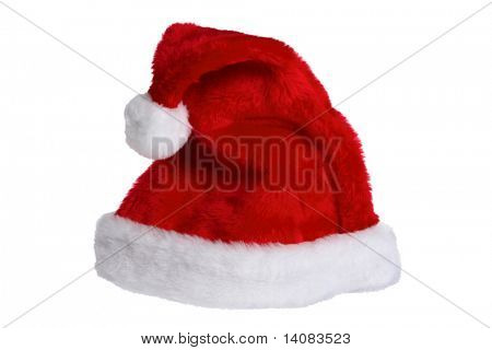 Nikolausmütze (isoliert)