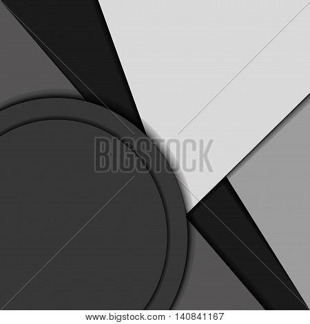 design geometric shapes 3d background icon vector illustration
