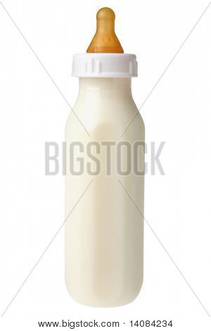 Baby Bottle of Milk